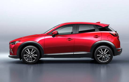 2018 mazda cx 3 changes what 39 s new reviews specs interior release date and prices. Black Bedroom Furniture Sets. Home Design Ideas