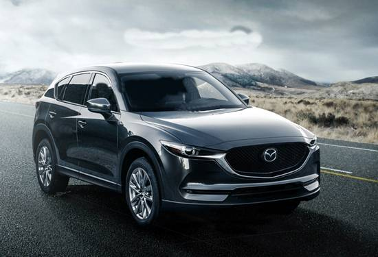 2018 Mazda CX-5 New Rendering