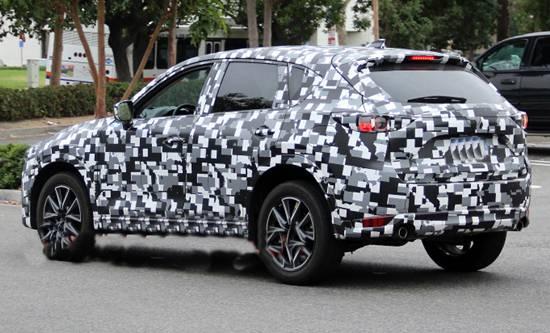 2018 Mazda CX-5 Release date