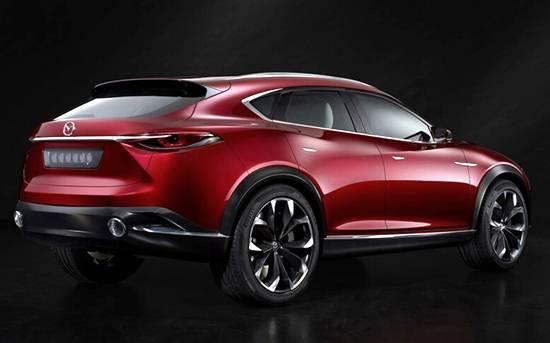 2018 Mazda CX-7 Pictures