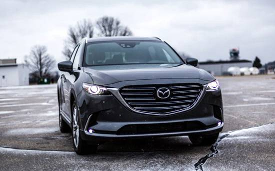 Mazda Cx 5 2018 Release Date >> 2018 Mazda CX-9 Changes: What's New? | Reviews, Specs ...