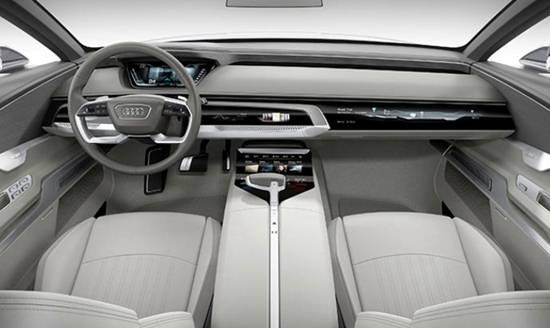 2019-2020 Audi A9 Interior