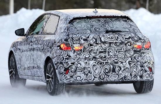 2019 Audi A1 Exterior
