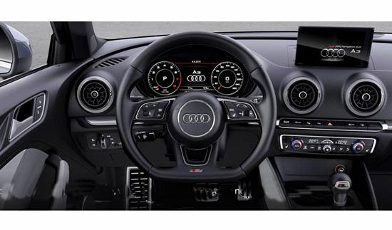 2019 Audi A3 Redesign Reviews Specs Interior Release