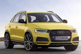 2019 Audi Q3 Redesign and Changes
