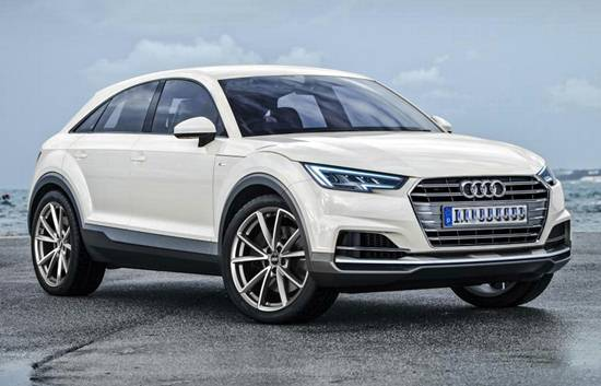 2019 audi q4 suv redesign reviews specs interior release date and prices. Black Bedroom Furniture Sets. Home Design Ideas