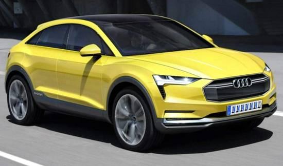 2019 Audi Q4 SUV