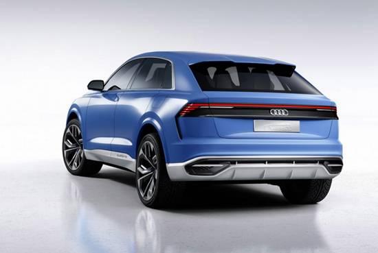 2019 Audi Q8 Pictures