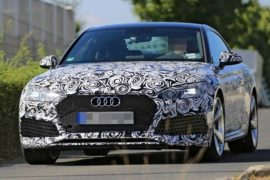2019 Audi RS5 Redesign