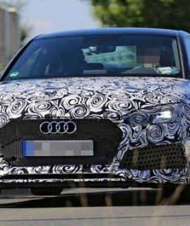 2019 Audi RS5 Redesign