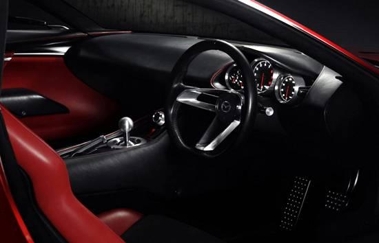 2019 Mazda RX-9 Interior