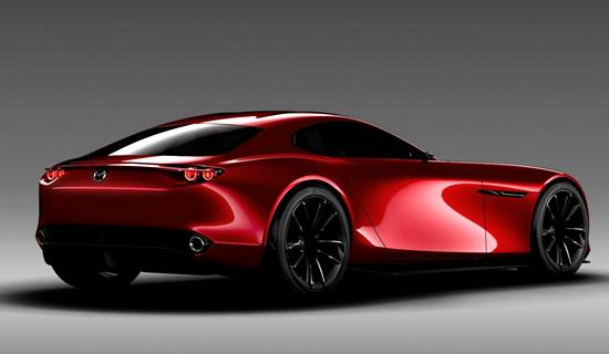 2019 Mazda RX-9 Pictures
