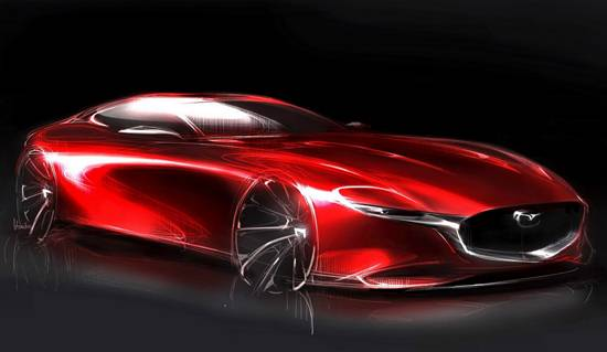 2019 Mazda RX-9 Pricing & Features
