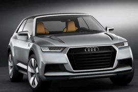 2020 Audi Q9 Concept Future Cars