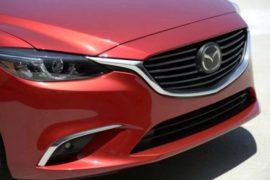 2019 Mazda MAZDA6 Redesign