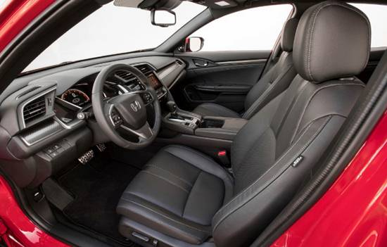 2019-2020 Honda Civic Interior