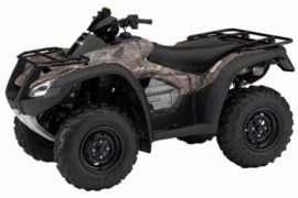 2019 Honda ATV Lineup Rumors