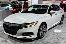 2019 Honda Accord Coupe