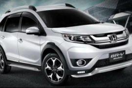 2019 Honda BRV Pricing