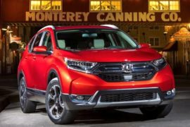 2019 Honda CR-V Hybrid Rendered