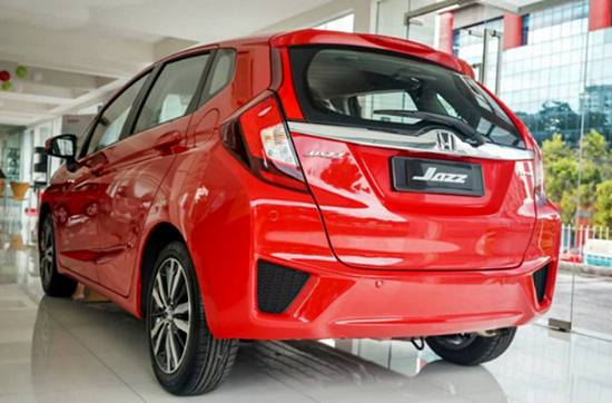 2019 Honda Jazz Pictures