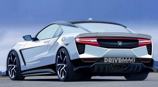 2019 Honda S2000 Concepts