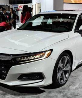 2020 Honda Accord Coupe