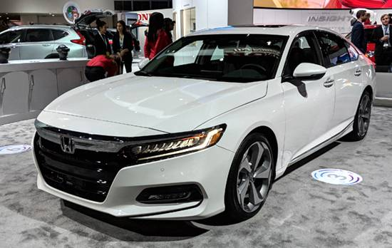 2020 Honda Accord Coupe