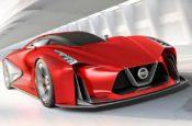 2018 Nissan GTR R36 Hybrid Concept 2020