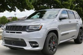 2018 Jeep Grand Cherokee Redesign and Changes