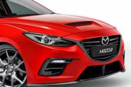 2018 Mazdaspeed 3 Rumors