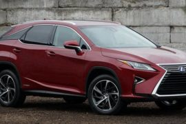 2018 Lexus RX 350 F Sport Review