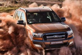 2019 Ford Ranger Raptor USA