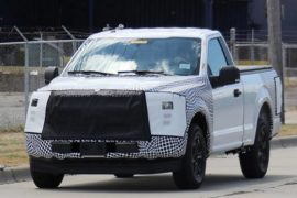 2018 Ford F150 Raptor Refresh