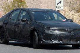 2018 Toyota Camry Hybrid Rendering