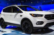 2019 Ford Escape Redesign