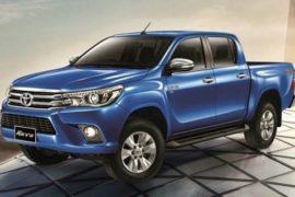 2018 Toyota Hilux Facelift Reviews