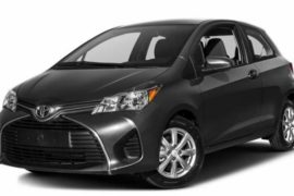 2018 Toyota Yaris Hatchback Redesign
