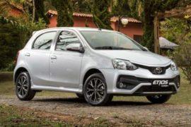 2017 Toyota Platinum Etios (Facelift)