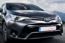 2018 Toyota Avensis Diesel Review