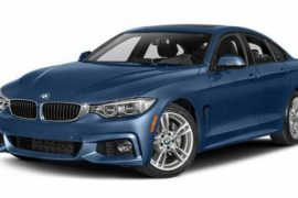 2017 BMW 440i Xdrive Gran Coupe Review