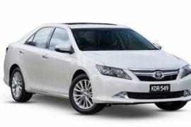 2017 Toyota Aurion Presara Review