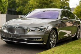 2018 BMW 750li Xdrive Review