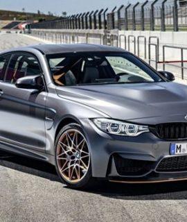 2018 BMW M4 Facelift LCI Changes