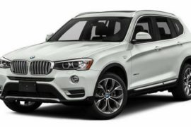 2018 BMW X3 Xdrive28i Review