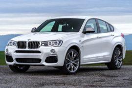 2018 BMW X4 M40i Reviews