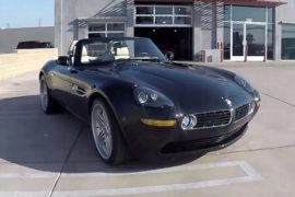 2018 BMW Z8 Concept Redesign