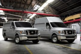2018 Nissan NV Changes: What's New