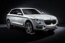 2019 BMW Z5 Concept