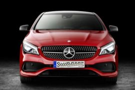 2018 Mercedes CLA 250 Review